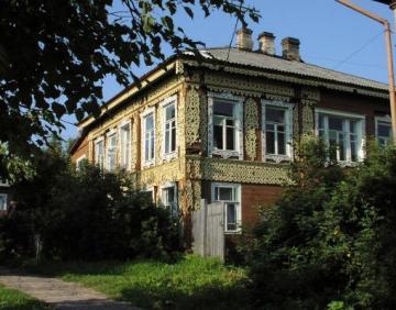 Дом купцов Шалаевых